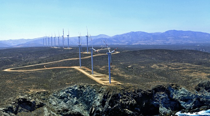 Energías renovables en Chile: Acciona se adjudica eólica y energía solar