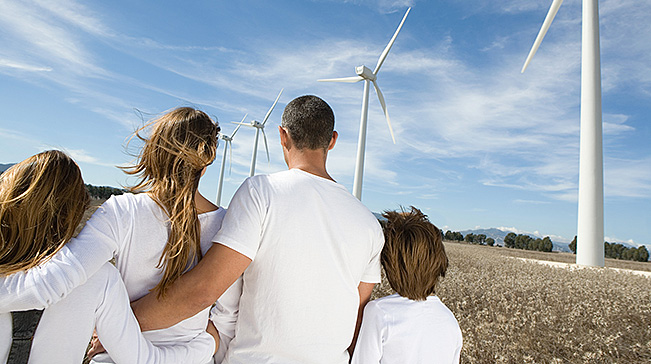 Eólica: aerogeneradores no son un riesgo para la salu