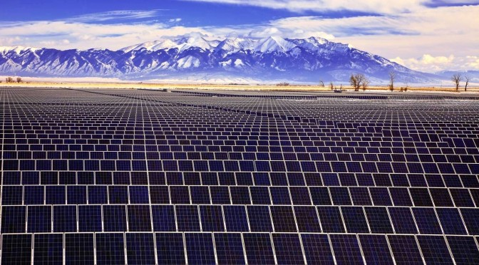 Energías renovables en Chile: SunPower invertirá US$1.500 millones para crecer en la energía solar fotovoltaica