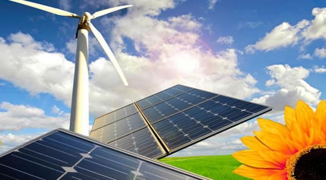 Crean sistema de alumbrado público que usa energía solar y eólica