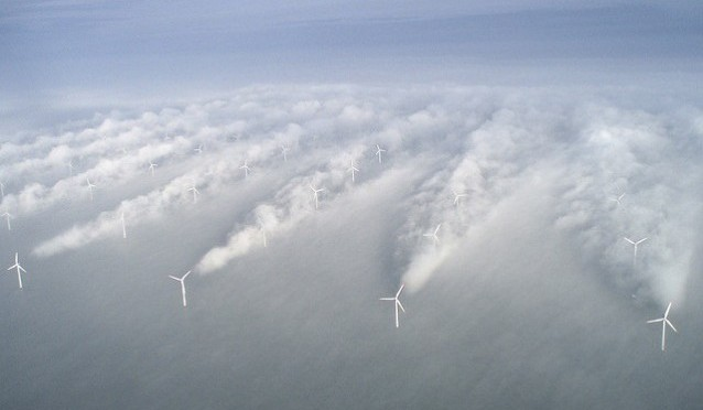 Dinamarca con récord de energía eólica en 2015