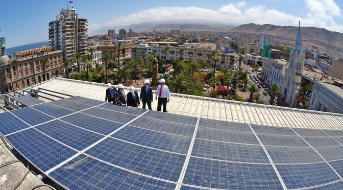 Energía solar fotovoltaica (PV) se aproxima a la paridad de red