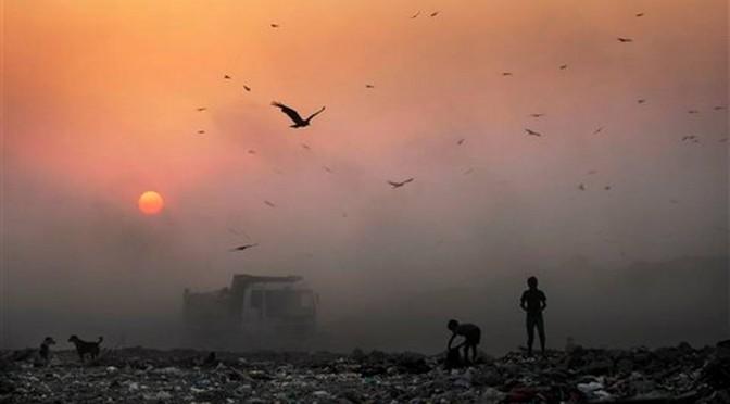 Contaminación acorta la vida en India de 660 millones de personas