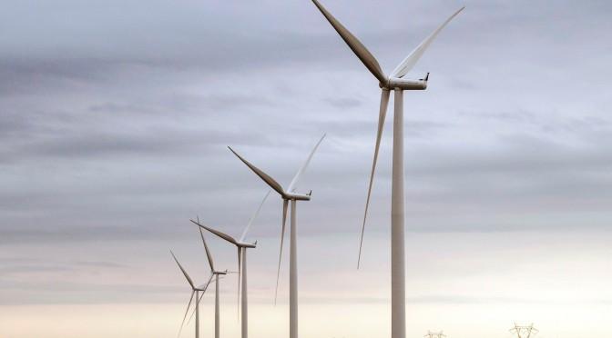 Eólica en Estados Unidos: Siemens suministra 130 aerogeneradores a un parque eólico