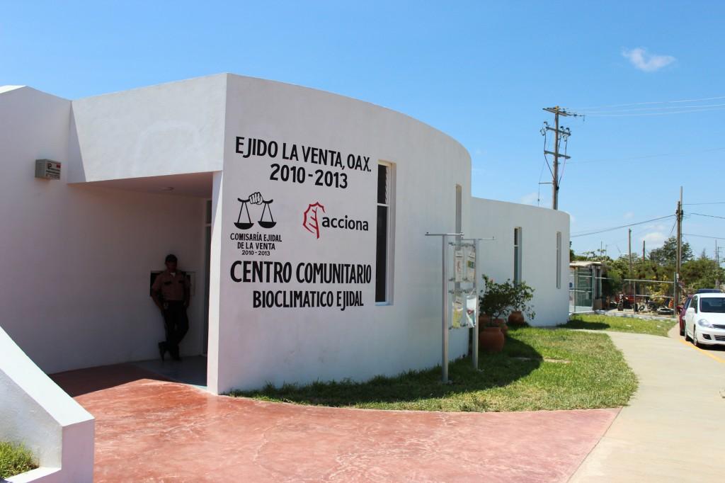 FOTO2_centro comunitario Acciona en Oaxaca