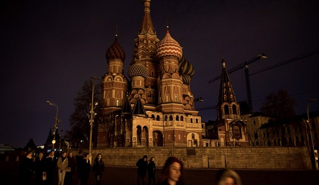 RUSSIA-ENVIRONMENT-ENERGY-EARTH HOUR