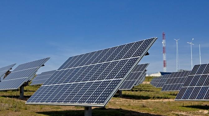 Acciona amplia la central fotovoltaica Puerto Libertad en México