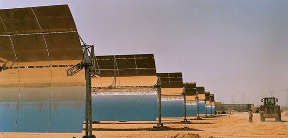 Egypt must look to the solar power