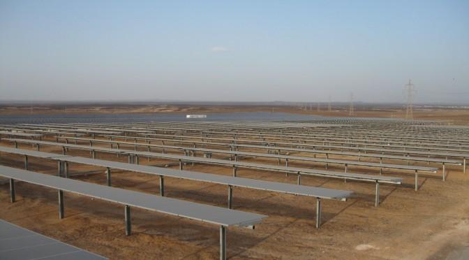 Energías renovables en Jordania: Atersa conecta la primera central de energía solar fotovoltaica
