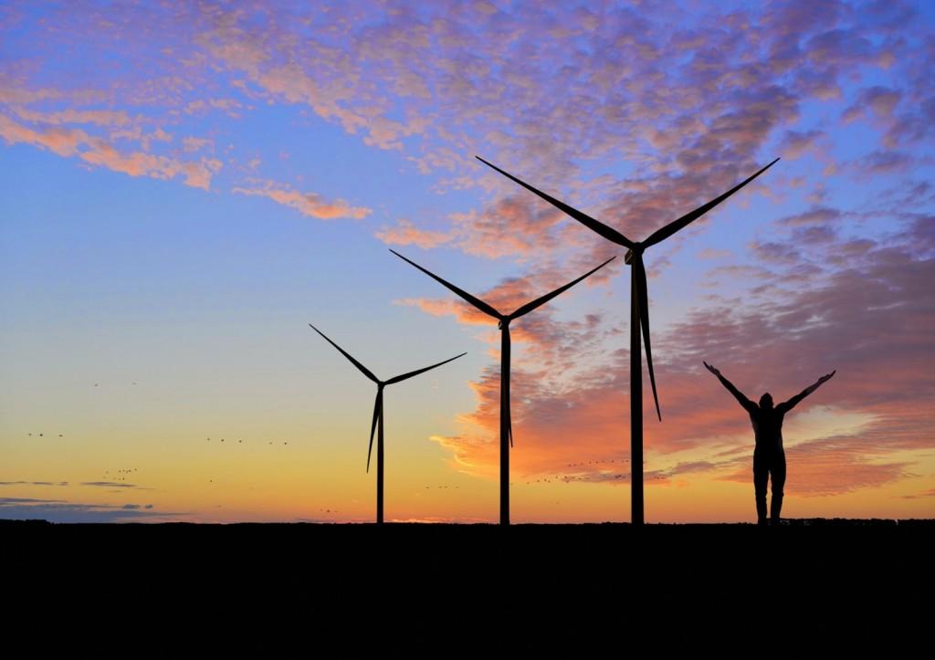 Eólica Siemens presenta sus aerogeneradores