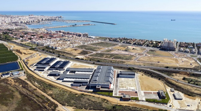 Acciona Green Energy Developments suministra energías renovables a Acuamed