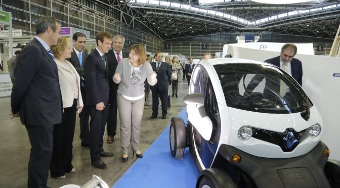 Vehículo eléctrico: Los coches eléctricos estarán en Egética, Feria de las Energías