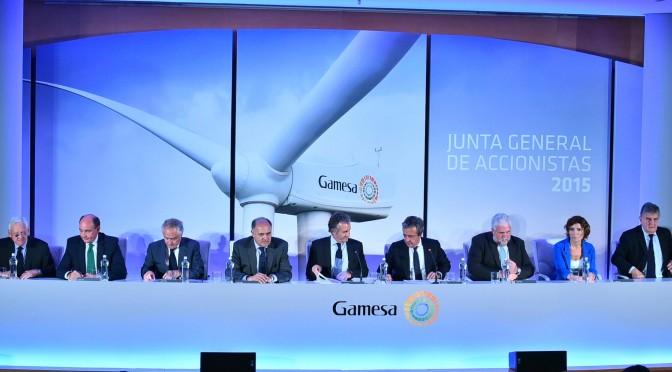 Eólica Gamesa: Fondo de pensiones de BT ya tiene de más del 3% de las acciones
