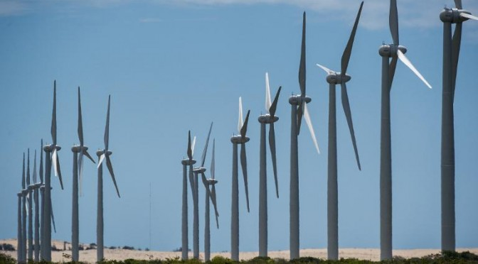 Latinoamérica encabeza el giro hacia las energías renovables
