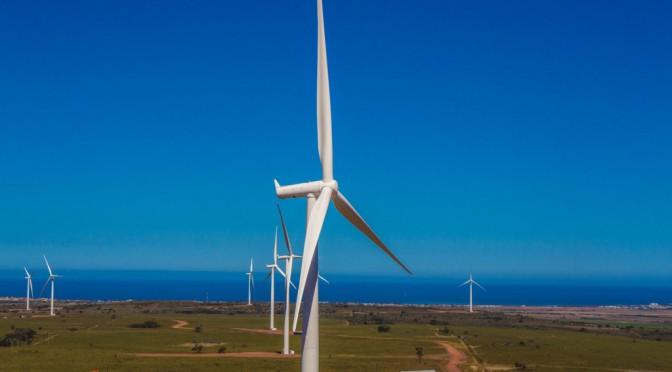Eólica en EE UU: Nuevo parque eólico de EGP