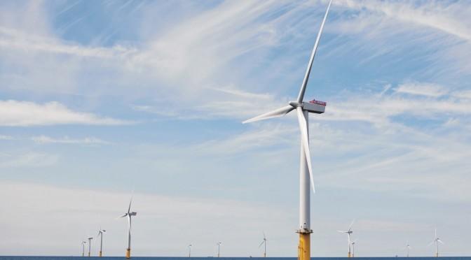 Eólica marina: Aerogeneradores de Siemens para parque eólico en Gales , por José Santamarta