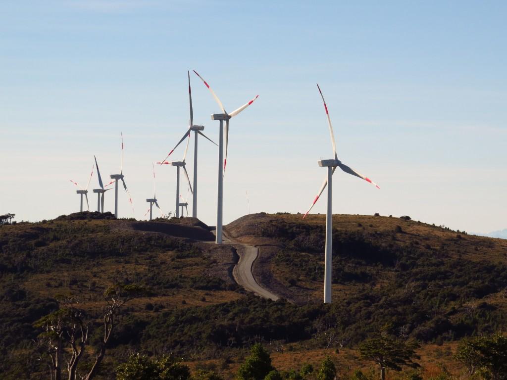Energías renovables y eólica en Uruguay: Gamesa suministra 35 aerogeneradores G114-2.0 MW a un parque eólico.