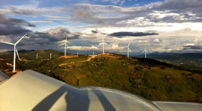 Energías renovables y eólica en Honduras: Parque Eólico de Terra Energía, entre los mejores de Latinoamérica