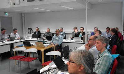 Reunión de inicio del proyecto europeo STORY sobre almacenamiento en sistemas de distribución