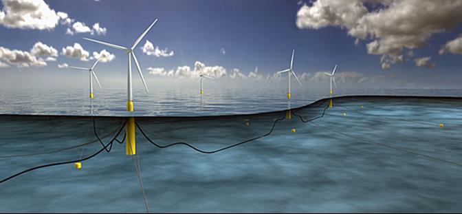 Eólica marina: Navantia entra en el negocio eólico