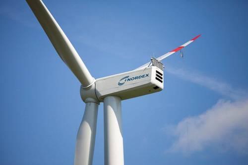 Nordex suministra once aerogeneradores a la eólica en Irlanda