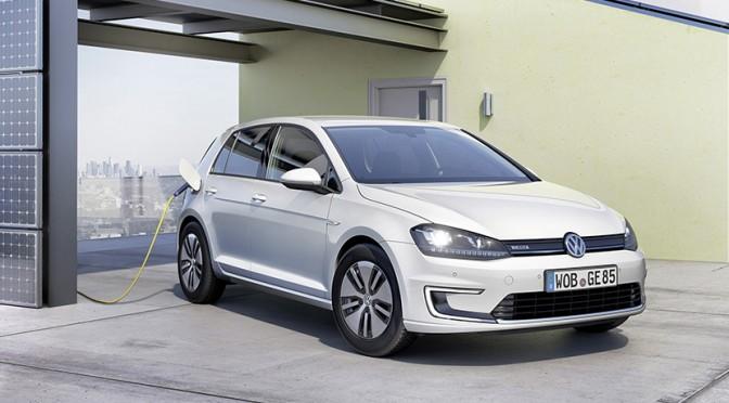 Coche eléctrico: Volkswagen y SAIC introducen vehículos eléctricos en China