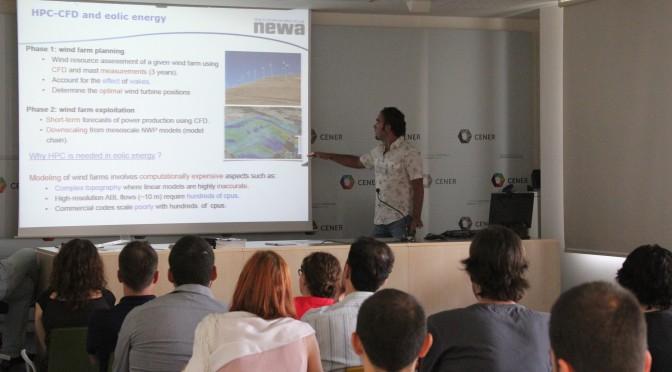 Eólica conoce el proyecto NEWA, un nuevo atlas eólico europeo