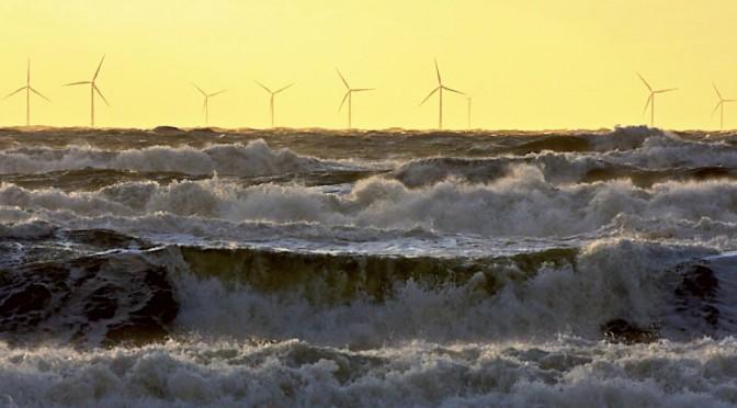 Eólica en Europa ya genera el 8% del consumo eléctrico