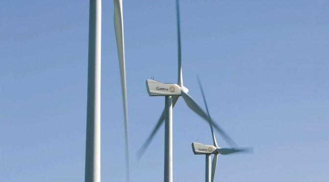 Eólica en Reino Unido: Gamesa suministra 9 aerogeneradores para la repotenciación a un parque eólico
