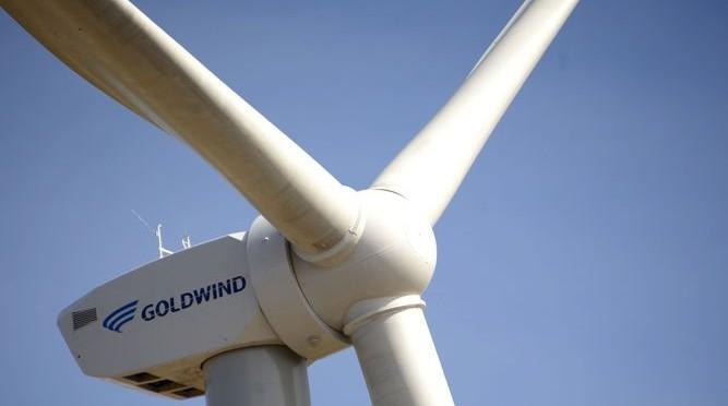 Eólica en Pakistán: Parque eólico con aerogeneradores de Goldwind