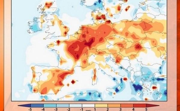 Julio de 2015 fue el mes más cálido de la historia