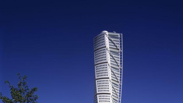 """Calatrava, premio """"10 year Award"""" por edificio Turning Torso en Malmö"""