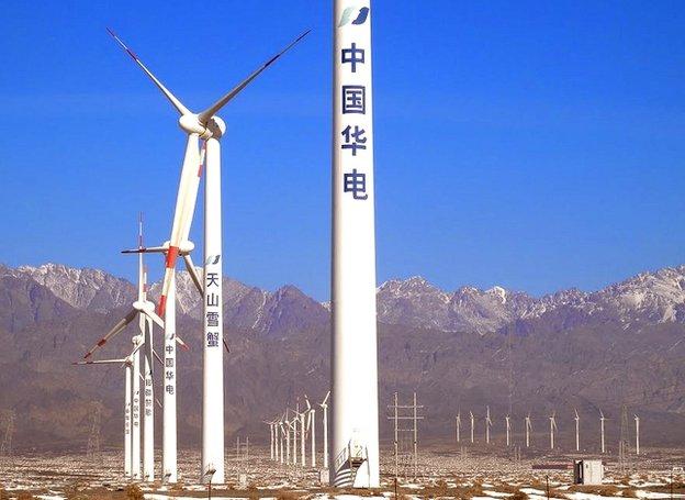 Energía eólica se empleará para calefacción en Xinjiang de China