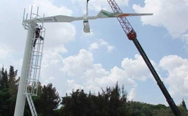 Afganistán se reconstruye con energía eólica