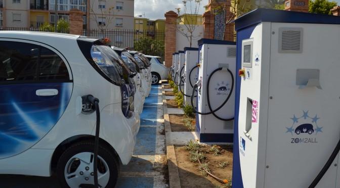 209 vehículos eléctricos adheridos al proyecto Zem2All