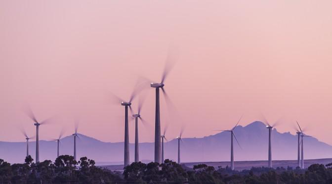 Eólica en Sudáfrica: Acciona conecta su primer parque eólico