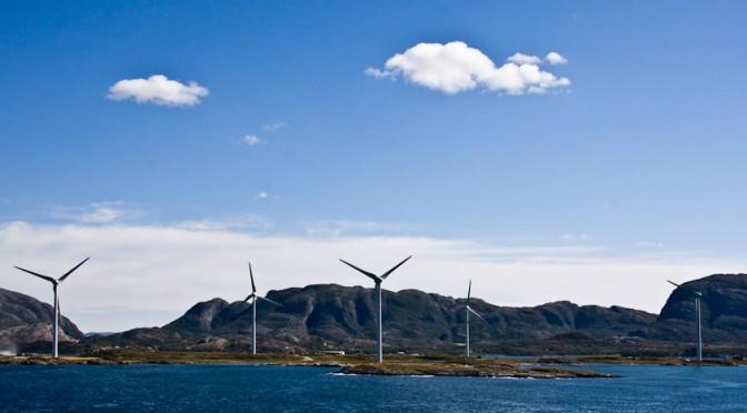 La eólica suministrará hasta el 20% de la electricidad mundial en 2030