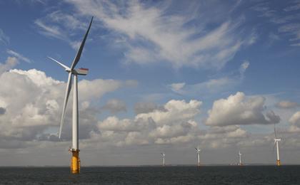 Europa incrementó en 2015 capacidad de enegía eólica marina