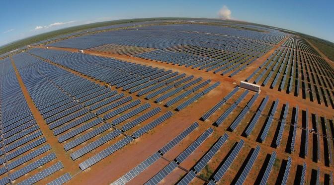 Acciona construirá una de las diez mayores centrales de energía solar fotovoltaicas en Atacama