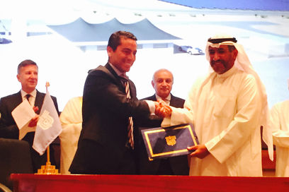 TSK hará una termosolar en  Kuwait