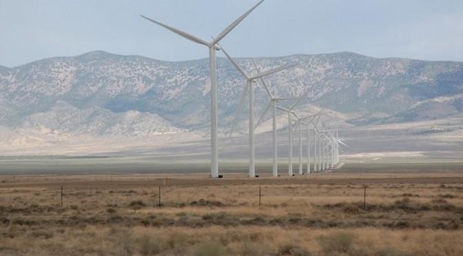 California busca usar más energías renovables