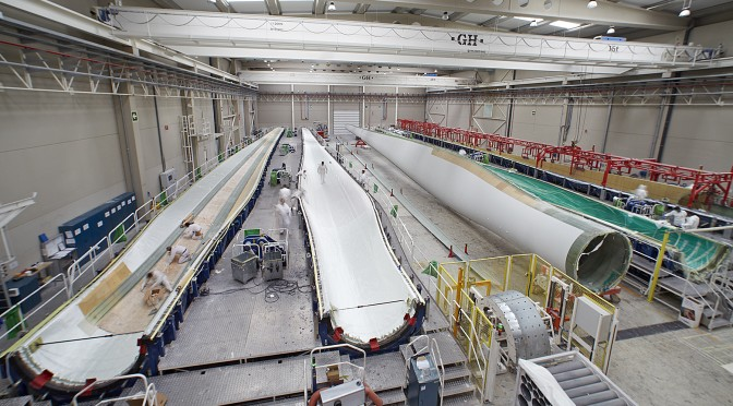 Acciona Windpower y Nordex crean un lider mundial de la industria eólica