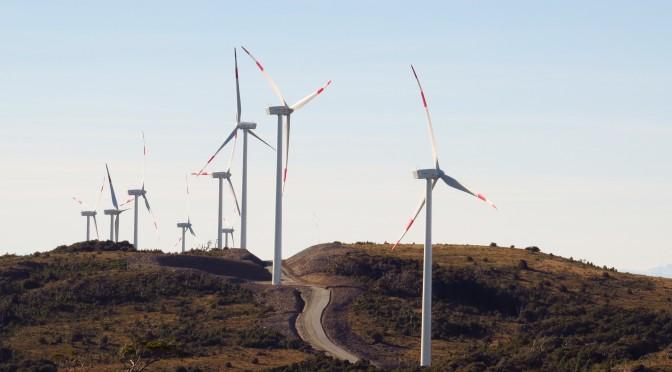 Energías renovables en Chile: Gamesa se afianza en la eólica