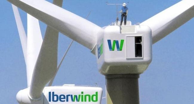 Magnum vende la eólica Iberwind a consorcio chino