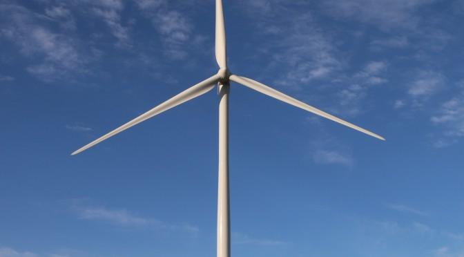 Salesforce confía en la energía eólica