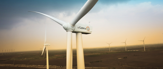 Gamesa suministrará 52 MW a ScottishPower Renewables