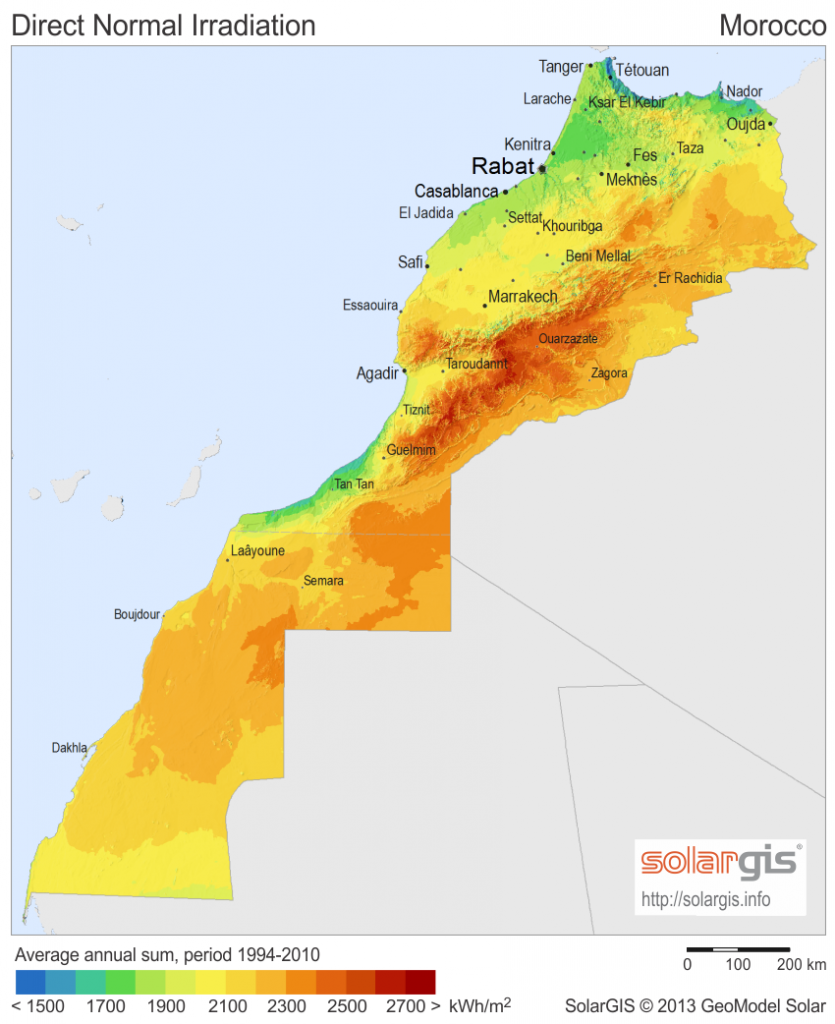 Morocco-en SolarGIS-Solar-map-DNI-