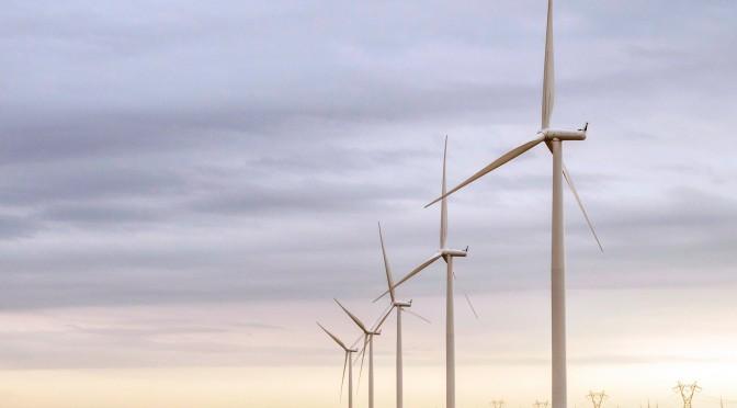 El negocio de la energía eólica
