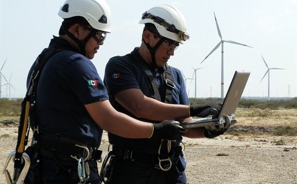 Energía eólica y solar en México crece 170 %