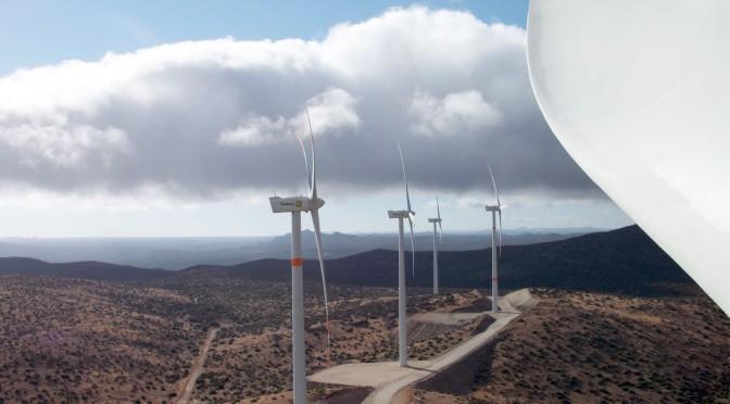 Gamesa instalará 95 aerogeneradores en Coahuila